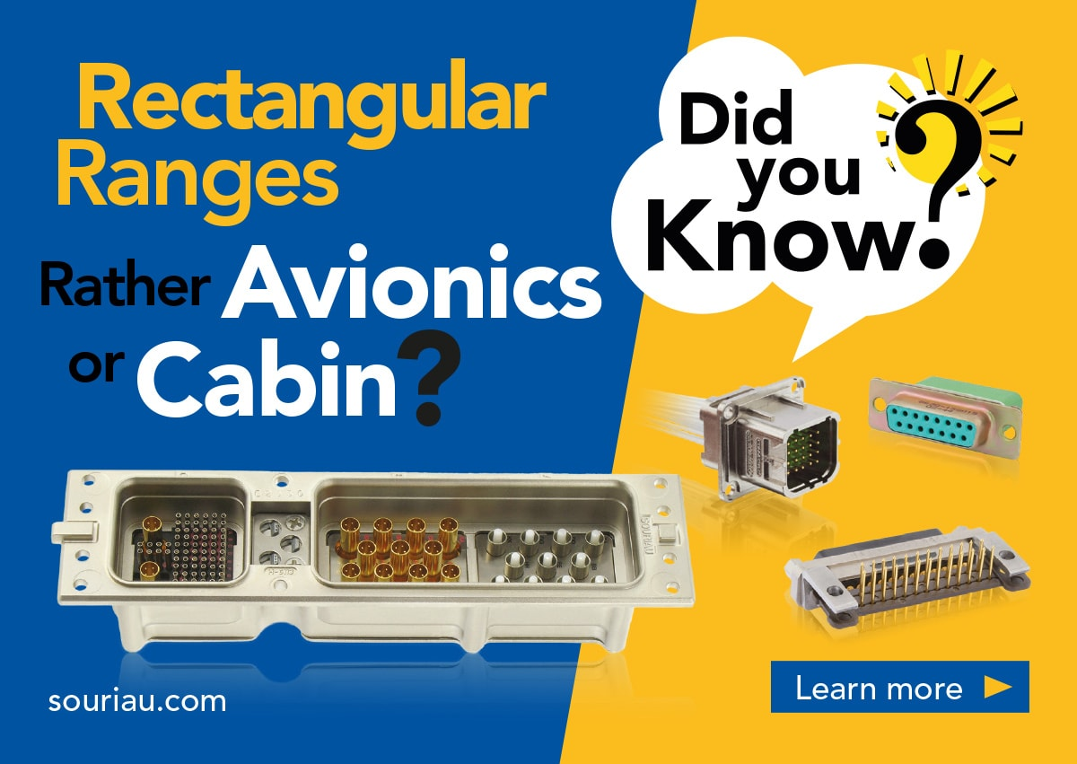 Cabin or avionics