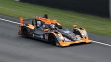 Motorsport test vehicle sensors