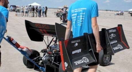 Student Formula SAE Motorsports Connectors