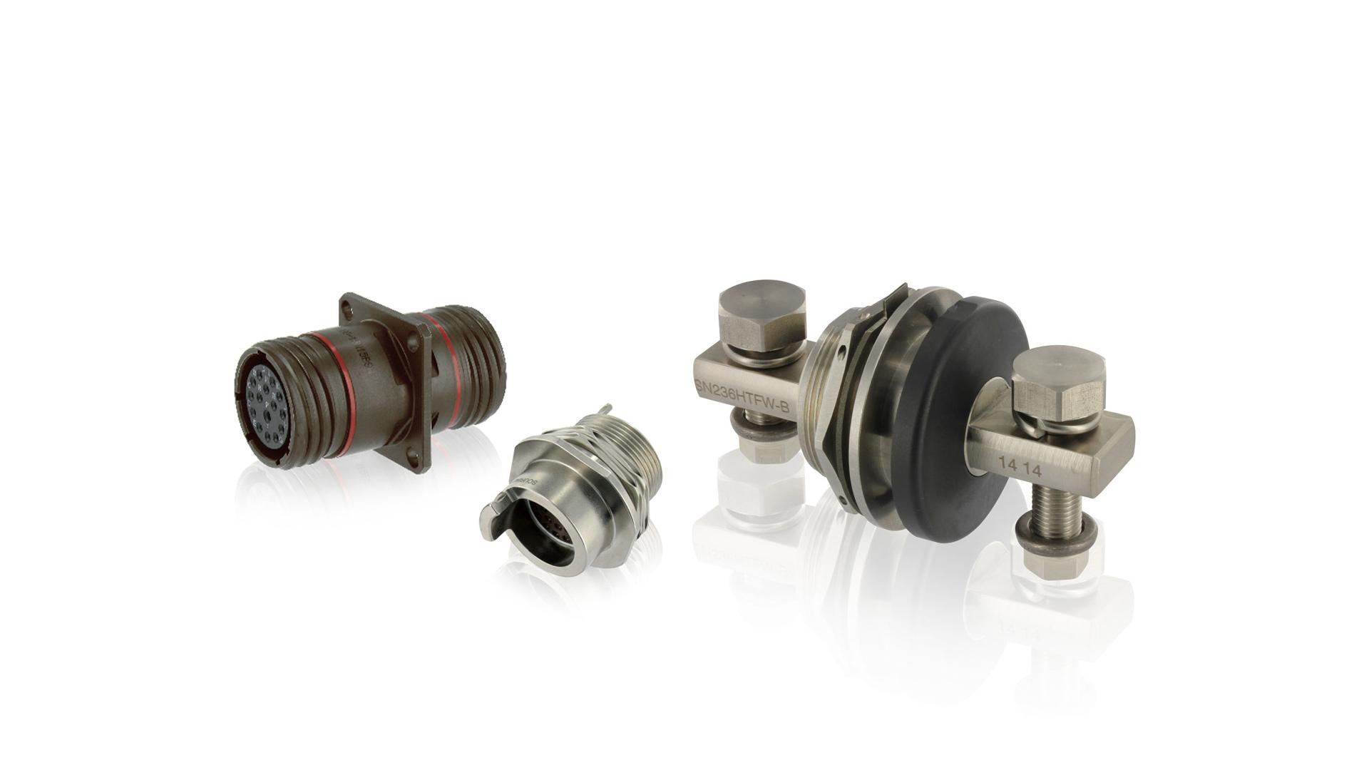 feedthrough connectors